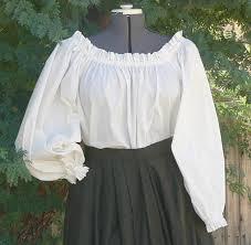 plus size pirate blouse renaissance peasant blouse plus size chemise pirate wench