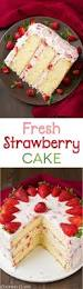 Strawberry Decorations Best 25 Strawberry Cake Decorations Ideas On Pinterest Birthday