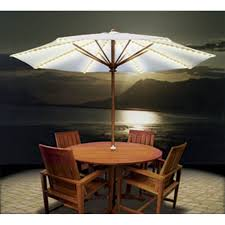 coffe table teak side table with umbrella hole coffee outdoor