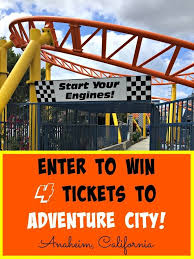 halloween city cerritos giveaway win 4 tickets to adventure city in anaheim experience