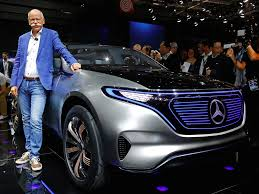 mercedes benz ceo mercedes u0027s ceo says company will beat tesla as top ev maker by