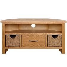 oak veneer corner tv unit best 25 oak corner tv stand ideas on