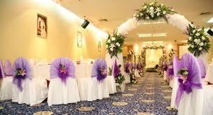 themed wedding decorations wedding decoration ideas purple purple picture