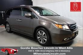 used honda odyssey vans for sale used honda odyssey for sale in milwaukee wi edmunds