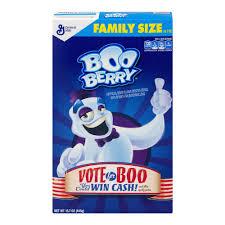 Breakfast Food Cereal Walmart Com by Boo Berry Cereal 15 7 Oz Walmart Com