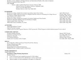 temple resume format resume sample for freshman college student templates sweet idea