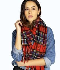 quickie adam lippes for target plaid blanket scarf fashion should be fun