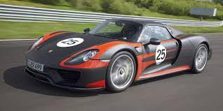 Porsche 918 Back - porsche 918 spyder plug in hybrid car review at whatauto expert