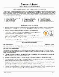 Best Mechanical Engineer Resume by Mechanical Engineer Resume Examples Best Resume Example For