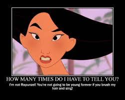 Mulan Meme - mulan s hair by discordantprincess on deviantart