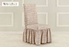 Sure Fit Dining Chair Slipcover Sure Fit Slipcovers Pen Pal By Waverly Dining Chair