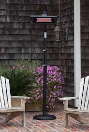 patio heater indoors amazon com fire sense telescoping infrared indoor outdoor patio