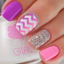 uas de gelish decoradas ideas en diseños para uñas cortas y largas no te lo pierdas