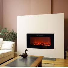 Electric Wall Fireplace Touchstone Onyx 50 U201d Wall Mounted Fireplace Review