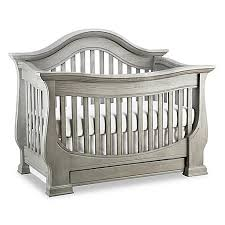 Davenport Convertible Crib Baby Appleseed Davenport 4 In 1 Convertible Crib In Morning Mist