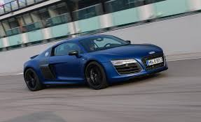 Audi R8 Old - top 10 most beautiful cars
