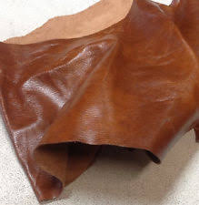 Leather Cowhide Fabric Leather Hide Upholstery Ebay
