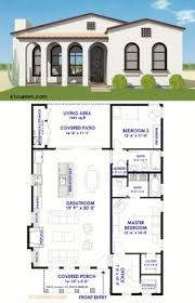 spanish style home plans small spanish style homes beautiful hacienda style home plans