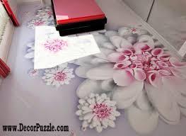 Bedroom Flooring Ideas by Best Catalog Of 3d Floor Art And 3d Flooring Murals
