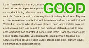 Neque Adipiscing An Cursus by The Principles Of Good Web Design Part 4 Content Tom Kenny Design