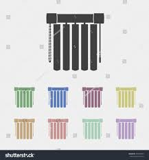 colored vertical blinds signature smooth vertical blinds