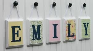 Decorating Wooden Letters For Nursery Wood Letter Wall Decor Of Goodly How To Decorate Wooden Letters
