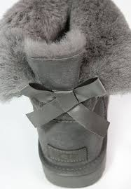 ugg mini bailey bow grey sale ugg slippers on sale outlet ugg mini bailey bow ii boots grey