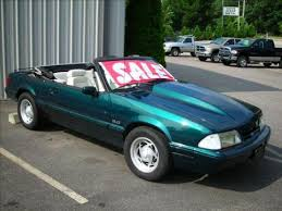 mustang 1990 for sale 1990 ford mustang convertible for sale in exeter ri 5000