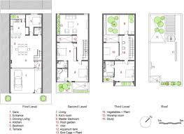 Modern Architecture Floor Plans Interesting Modern Home Architecture Blueprints House Plans