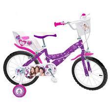 si e bebe velo violetta vélo enfant fille 16 pouces 4 7 ans prix pas cher cdiscount