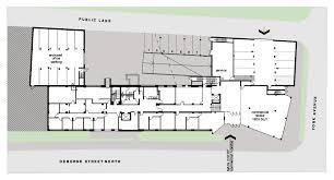 administration office floor plan osborne north executive centre