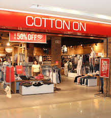 Cotton On bedford centre store
