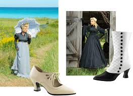 Recollec - victorian edwardian pioneer and civil war fashions