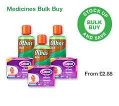 bulk buy ranges chemist direct