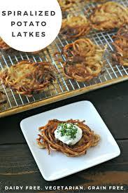 potato pancake grater spiralized potato latkes grain free everydaymaven