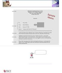 business memo templates how is a business memo format written
