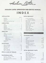 axelson 14 16 20 25 32 heavy duty engine lathes service u0026 parts