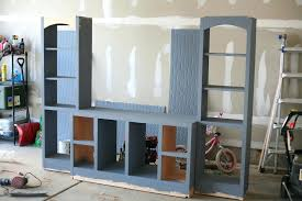 media center for wall mounted tv plans for an entertainment center wall unit woodworking woodshop