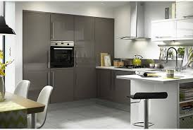 grey kitchen cabinets b q b q kitchens anthracite contemporary kitchen grey