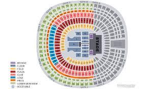 Ticketmaster Floor Plan Sdccu Stadium Formerly Qualcomm Stadium San Diego Tickets