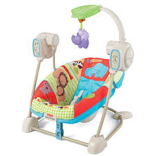 Fisher Price Activity Chair Fisher Price Jungle Swing 2091