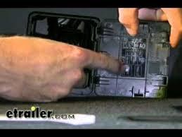 wiring harness installation 2010 honda pilot etrailer com youtube