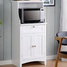 kitchen island with microwave kitchen island microwave wayfair