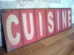 plaque deco cuisine retro plaque murale cuisine déco cuisine rétro plaques décoratives