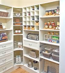 Kitchen Pantry Shelving by Organized Living Pantry Shelving