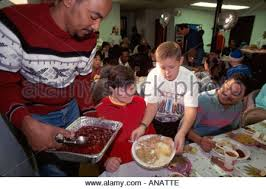 new jersey passaic salvation army thanksgiving meal volunteers