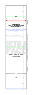 4x6 template table tent cards templates 4x6 table tent cards template