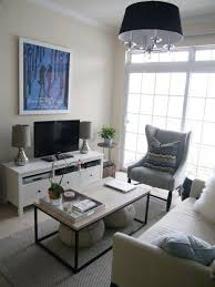 decorating small apartment collection in living room ideas for