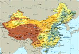 Map Of China by Map Of China U2014 Planetolog Com