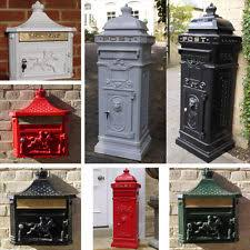 post box architectural antiques ebay
